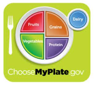 "The New federal ""Food Plate"" Replacing The Food Pyramid"